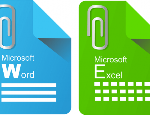 Simply insert Excel spreadsheets into Word Documents