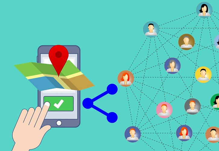 Create and save Google Maps routes