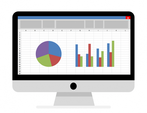 Create individual charts in Microsoft Excel
