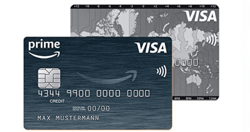 Amazon Visa Cards in the test - you should pay attention to the
